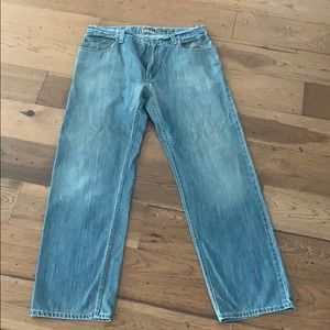 Men's Levi's Relaxed Straight 559 Size 36x34